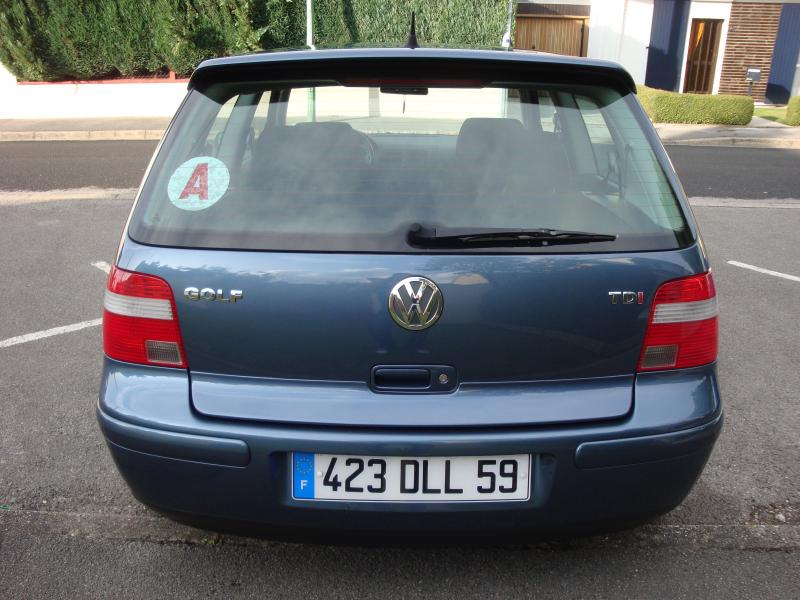 Golf 4 tdi 100 rabbit du ch 39 ti garage des golf iv tdi for Garage volkswagen le chesnay 78