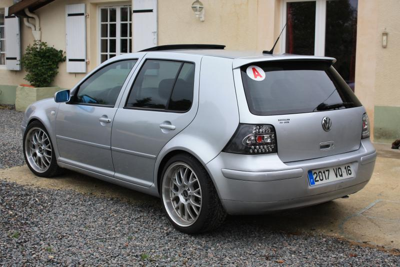 golf iv gti tdi 150 de thales16 garage des golf iv tdi 150 forum volkswagen golf iv. Black Bedroom Furniture Sets. Home Design Ideas