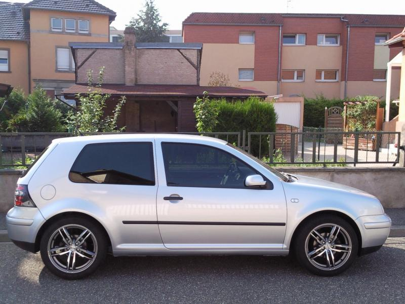 Golf iv 1 6 16 v de golfiste67 photo voiture arriver for Garage 2001 strasbourg