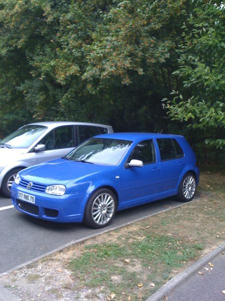 Golf iv rgti 1 8t de toni g4 vendu rdv autre vag for Garage volkswagen melun