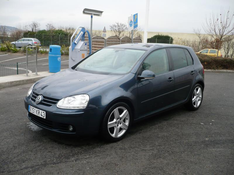 vw golf v tdi 140 carat dsg 2004 autres v a g forum volkswagen golf iv. Black Bedroom Furniture Sets. Home Design Ideas