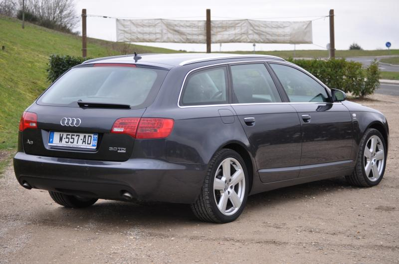 audi a6 3 0 tdi tiptronic break ambition 2006 autres v a g forum volkswagen golf iv. Black Bedroom Furniture Sets. Home Design Ideas
