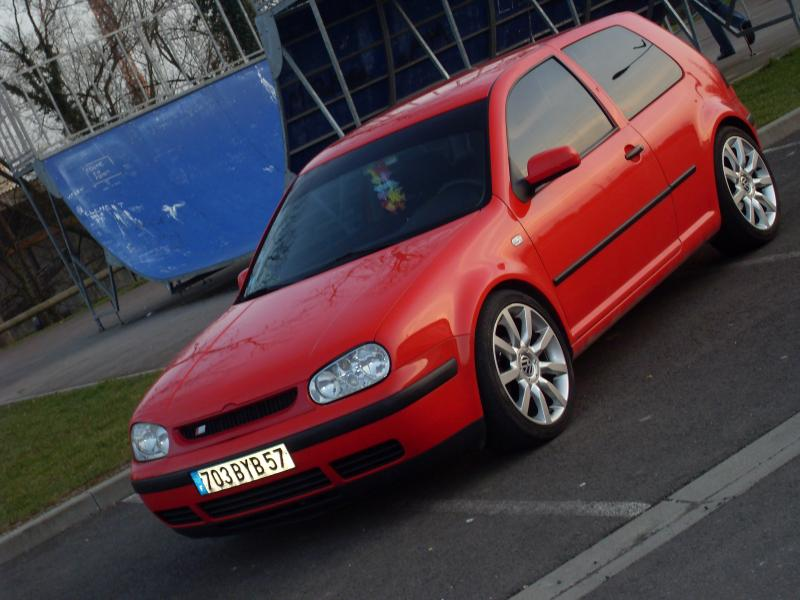 golf 4 tdi 110 rouge de pir o dans le 57 garage des golf iv tdi 110 forum volkswagen golf iv. Black Bedroom Furniture Sets. Home Design Ideas