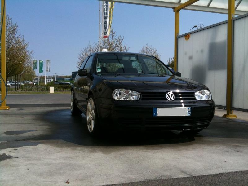 golf 4 tdi dark rabbit rs6 vwaddict59 garage des golf iv. Black Bedroom Furniture Sets. Home Design Ideas