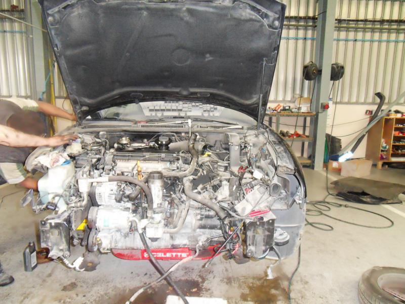 Golf iv tdi 130 de micka92500 en restauration garage for Garage volkswagen paris 17