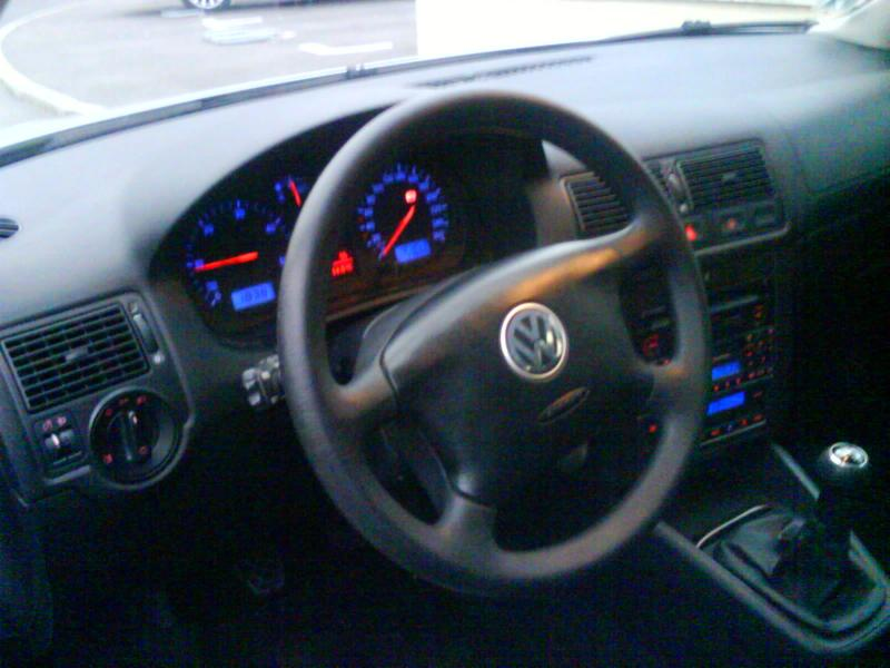 Golf iv tdi 130 match de psycho garage des golf iv tdi for Lederen interieur golf 4