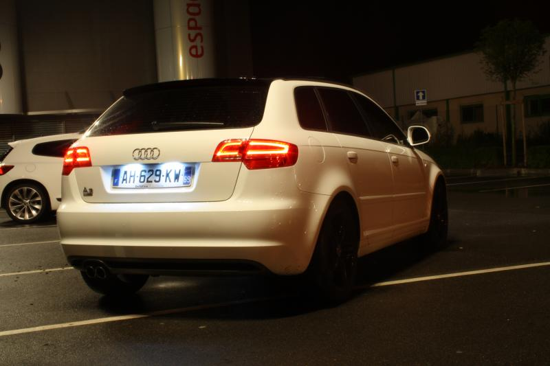 Audi A 3 2010 >> [Audi A3] Sportback TDI 140 S-Line - 2009 : Autres V.A.G. - Forum Volkswagen Golf IV