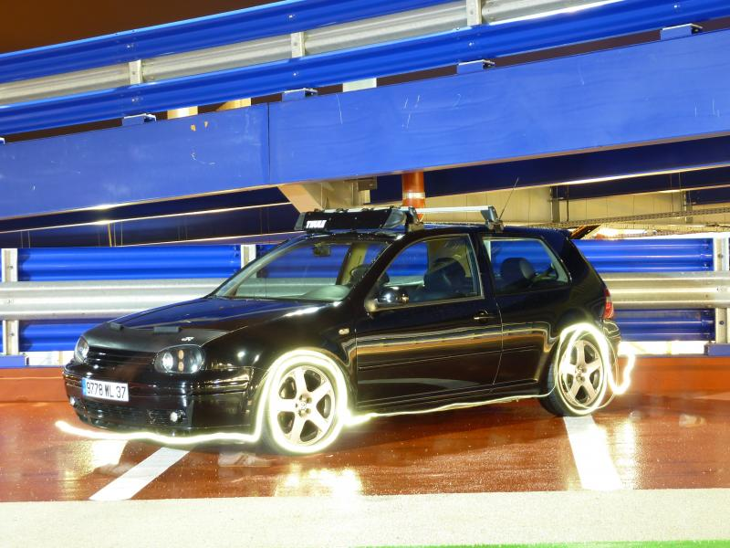 Golf tdi 100 de fx orange powaaa lol garage des golf for Garage volkswagen lunel