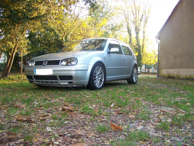 Golf iv gti tdi 150 de fcgb 33 vendue garage des for Garage volkswagen 33