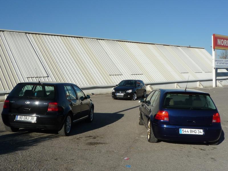 rencontre vw Montpellier