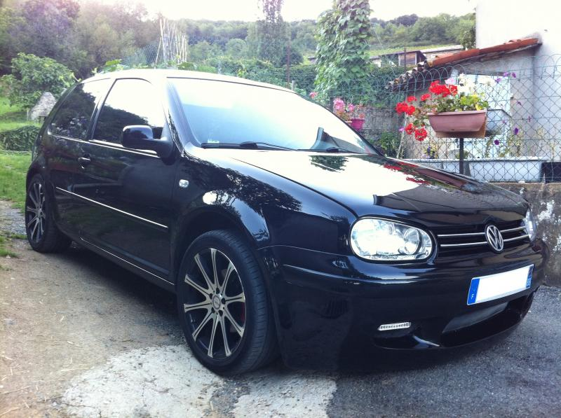 golf iv tdi 110 by rondo garage des golf iv tdi 110 forum volkswagen golf iv. Black Bedroom Furniture Sets. Home Design Ideas