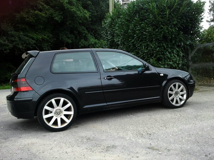 golf iv gti tdi 150 finition cuir noir recaro    garage