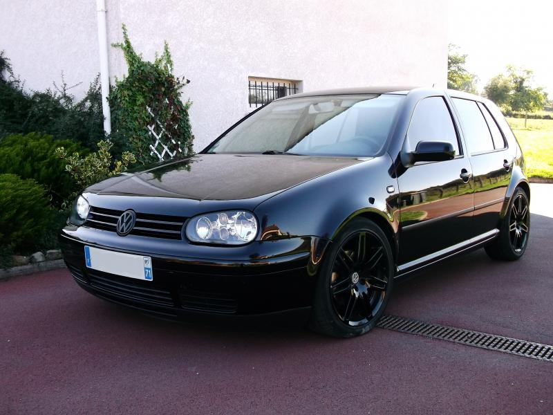 golf iv tdi 90 full black garage des golf iv tdi. Black Bedroom Furniture Sets. Home Design Ideas