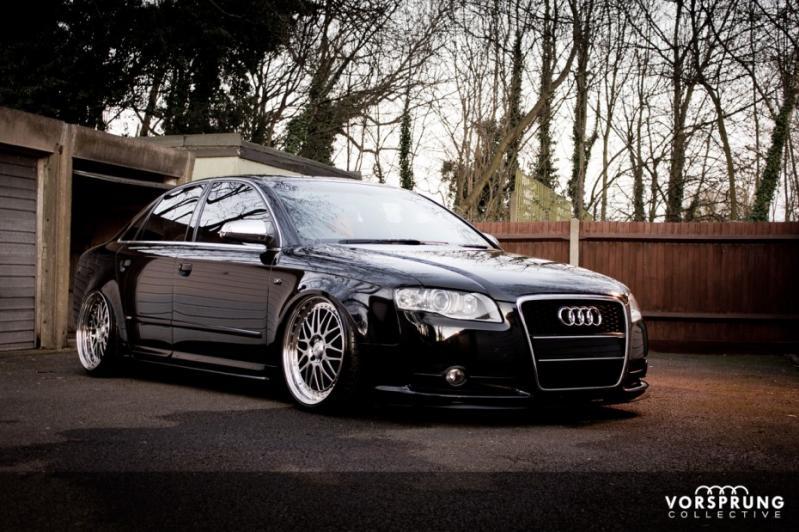 Audi a4 b7 tdi170 s line de koxx autres v a g page for Garage seat beauvais
