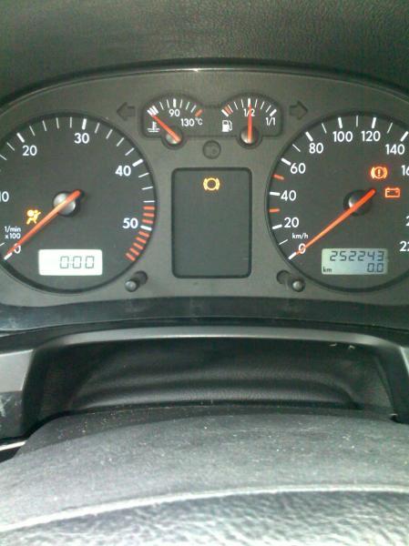Compteur bug ? heure et km parcouru se remette a zero ...