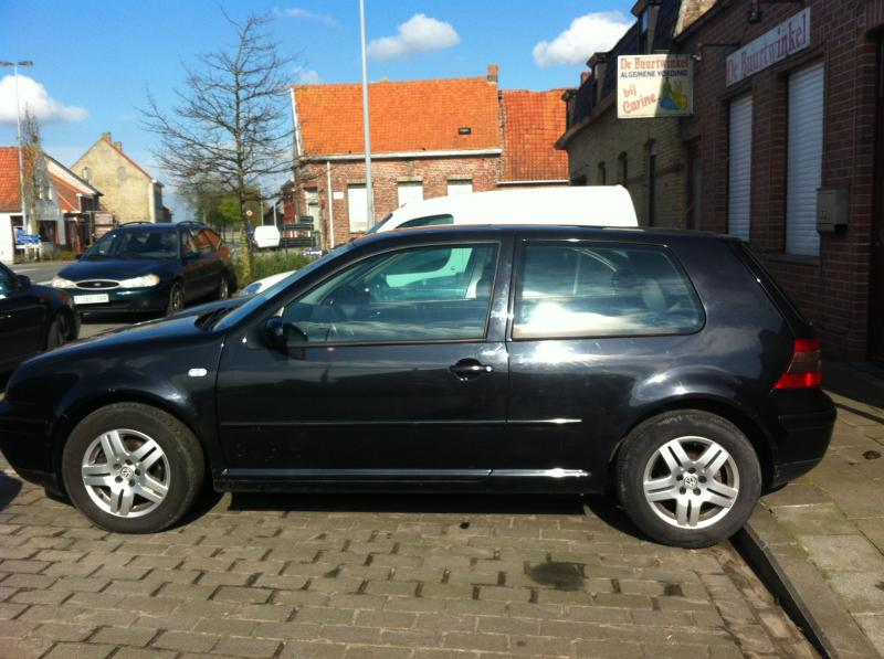 Vw golf iv tdi 100 carat us air ride oz mae 3partie - Entraxe golf 4 ...