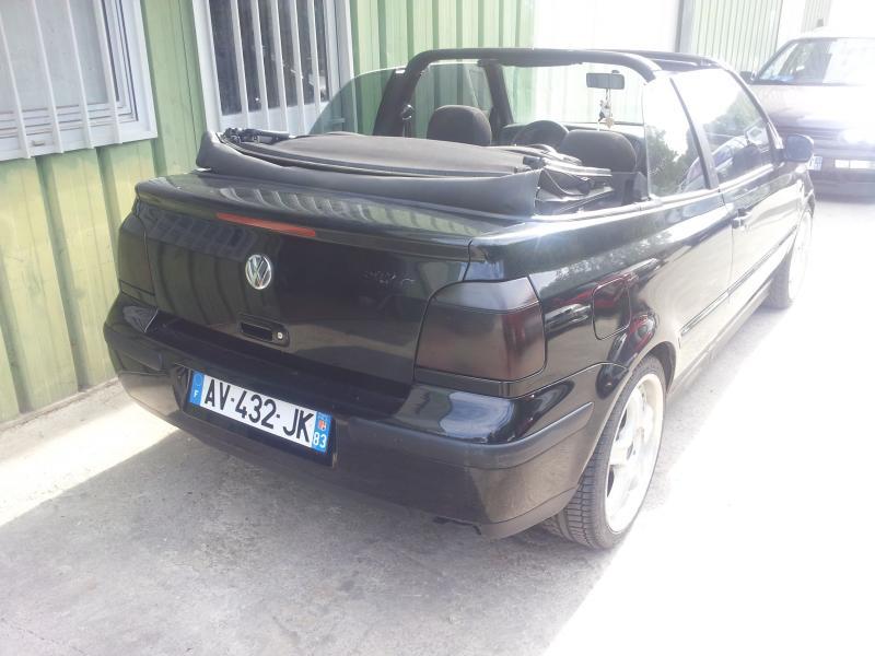 vw golf iv  cabriolet 1 6 100 cv 1998   garage des golf iv 1 6 - 1 6 16v