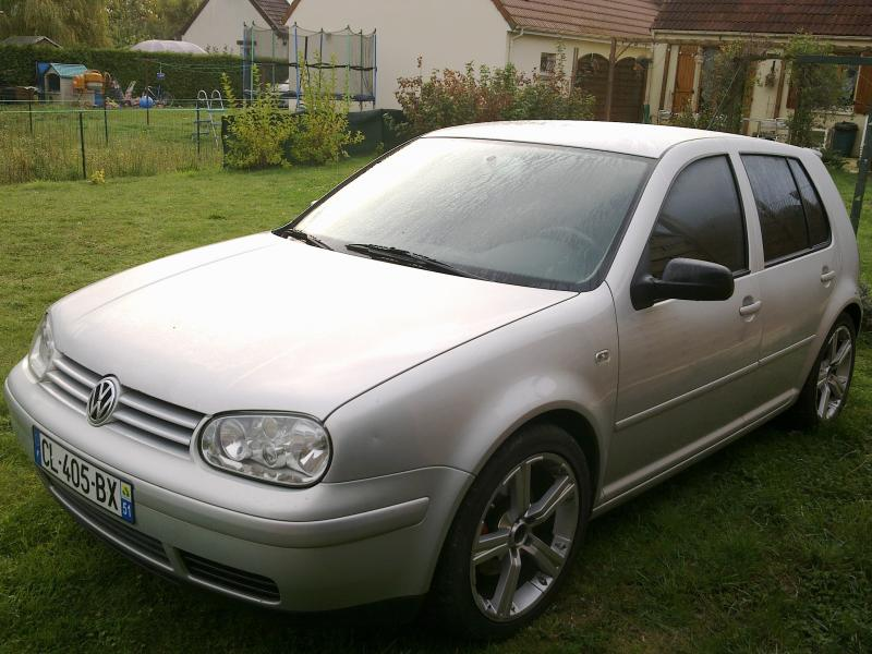 vw golf iv  tdi 115 highline