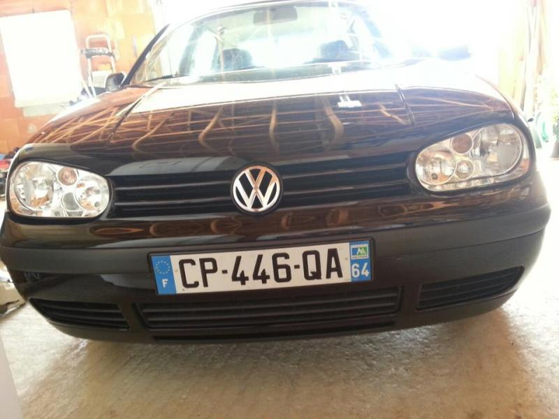 ma golf 4 1 9l tdi 100 garage des golf iv tdi 100 forum volkswagen golf iv. Black Bedroom Furniture Sets. Home Design Ideas