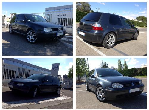 Golf iv tdi 100 derni res photos vendue garage for Garage volkswagen montpellier