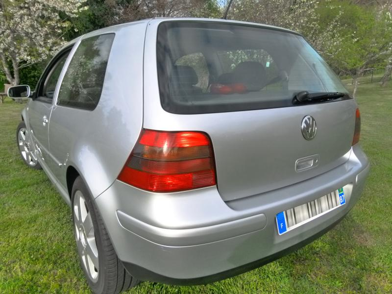 vw golf iv  tdi 130 - hightline - 2002