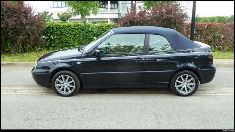 vw golf iv cabriolet 2 0 carat 1999 pr sentation. Black Bedroom Furniture Sets. Home Design Ideas