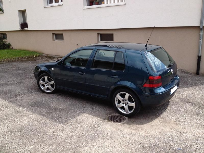 vw golf iv  tdi 130 gt sport