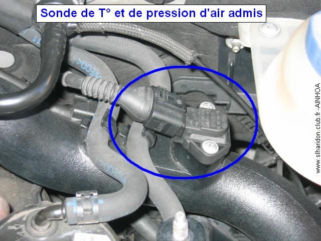 Capteur de pression golf 5