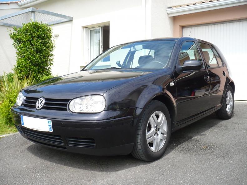 Vw golf iv 1 6 16v sport 2001 garage des golf iv 1 for Garage volkswagen 33