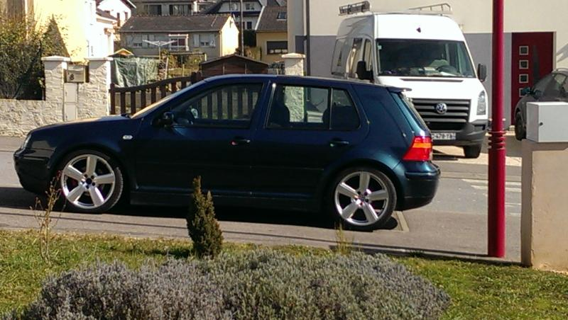 vw golf iv  tdi 100 pacific