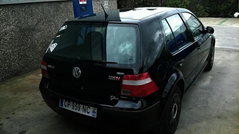 Vw golf iv 1 4 16v edition 2003 garage des golf iv 1 for Garage volkswagen paris 13
