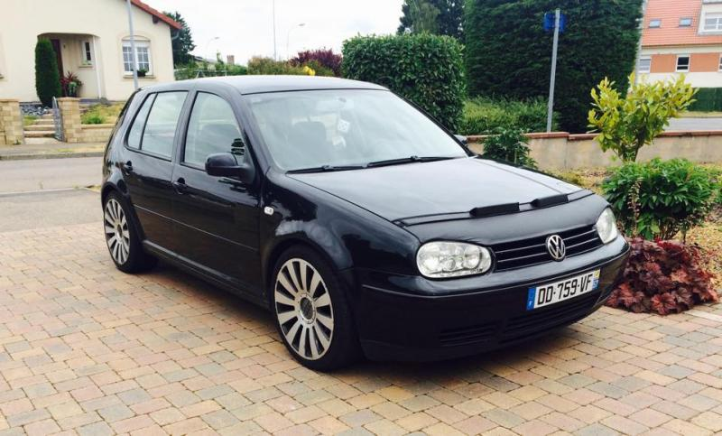 vw golf iv tdi 100 sport edition 2003 garage des golf iv tdi 100 forum volkswagen golf iv. Black Bedroom Furniture Sets. Home Design Ideas