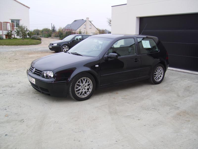 vw golf iv tdi 150 bient t un nouveau garage yessss. Black Bedroom Furniture Sets. Home Design Ideas