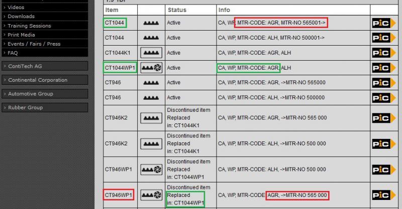 tdi courroie de distribution p riodicit d 39 entretien diesel probl mes m caniques page