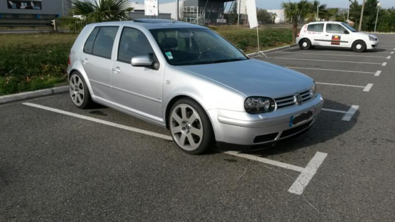 Vw golf iv tdi 130 gt sport de franck news photos p11 - Entraxe golf 4 ...