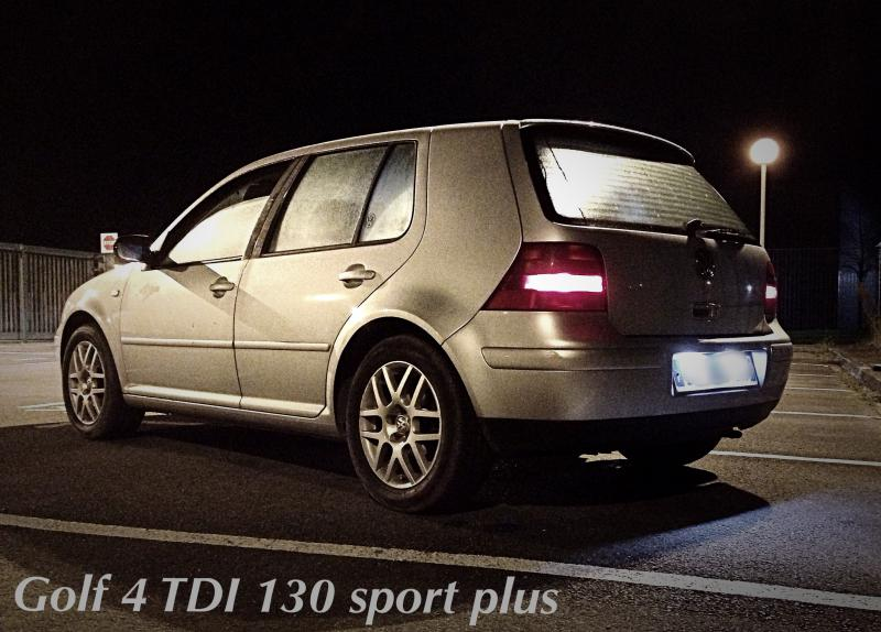 vw golf iv tdi 130 sport edition 2003 garage des. Black Bedroom Furniture Sets. Home Design Ideas