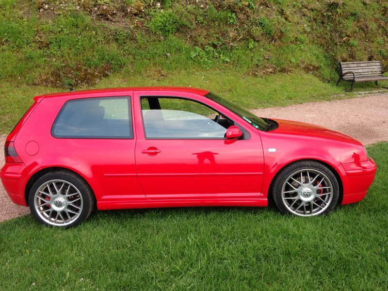 gti 25th rouge tornado garage des golf iv 1 8 1 8 20v 1 8 t forum volkswagen golf iv. Black Bedroom Furniture Sets. Home Design Ideas