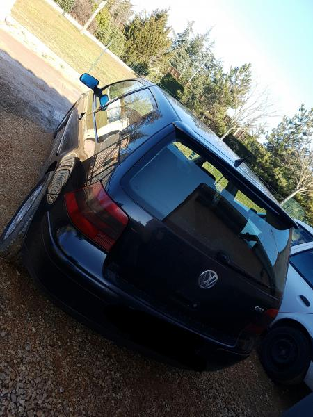 vw golf iv  tdi 115 gti
