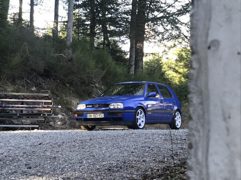 Vw golf iii vr6 colour concept 1995 nouvelle modif p11 for Garage volkswagen herault